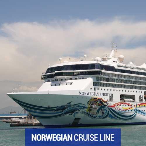 Viagens de Norwegian Cruise Line