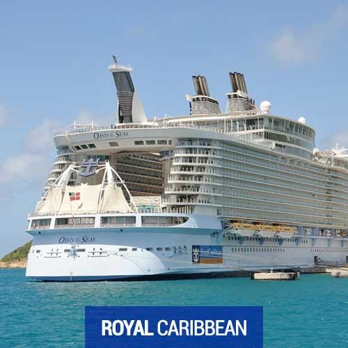Viagem de Royal Caribbean