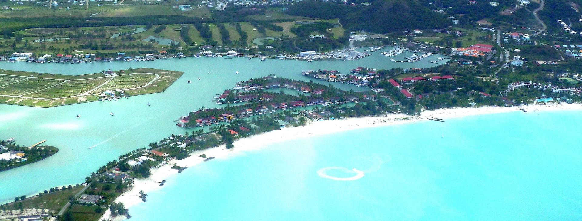 topo-Antigua-e-Barbuda Caribe & América Central