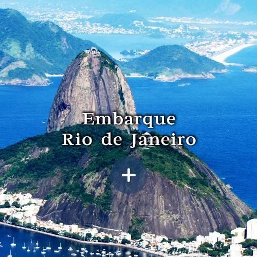 Embarque Rio de Janeiro