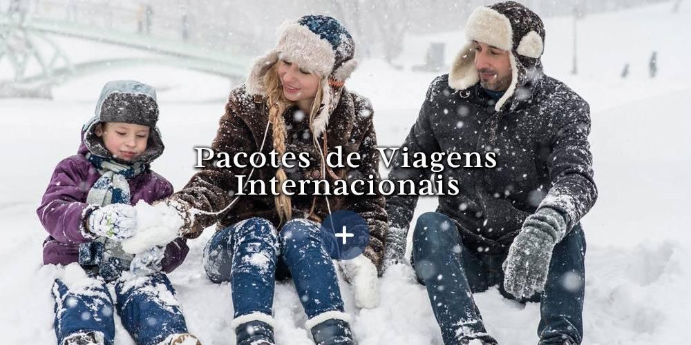 Pacotes de Viagens Internacionais
