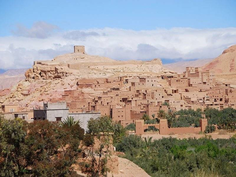 ouarzazate 7 lugares incríveis que inspiraram o mundo de Game of Thrones