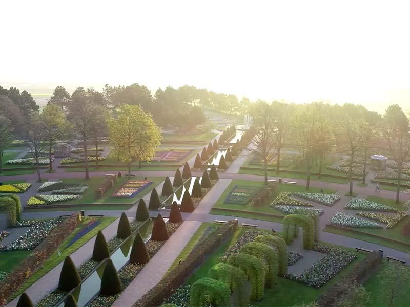 maior parque de flores do mundo