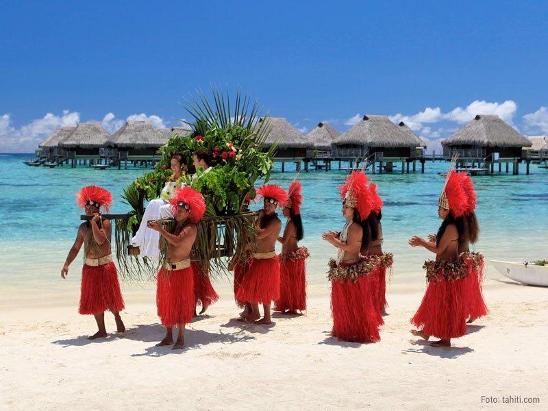 lua de mel e casamentos em lugares exóticos e praias paradisíacas na polinésia francesa