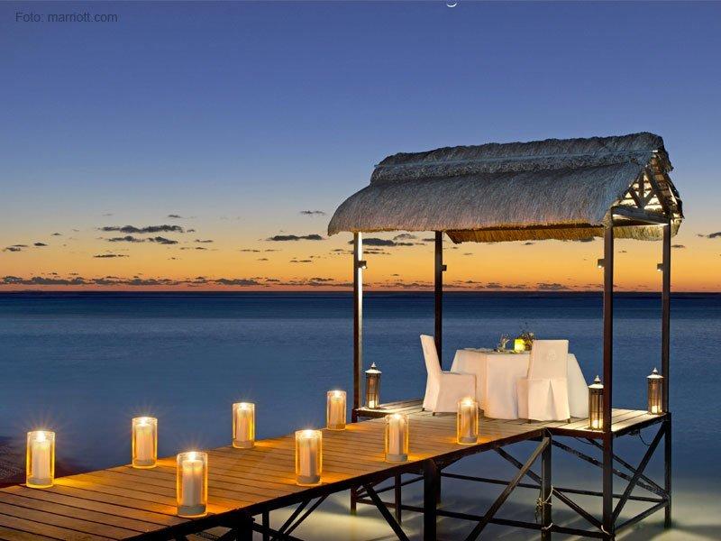 casamento e lua de mel em lugares exóticos e praias paradisíacas
