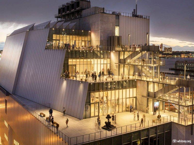 museus de arte contemporânea, tendência do turismo