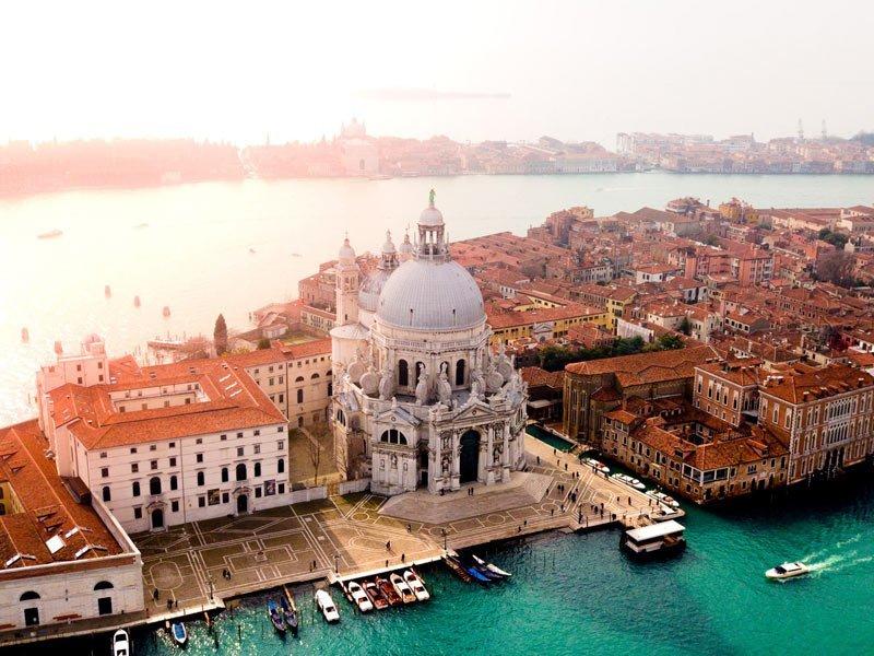 um dos lugares mais bonitos da Itália