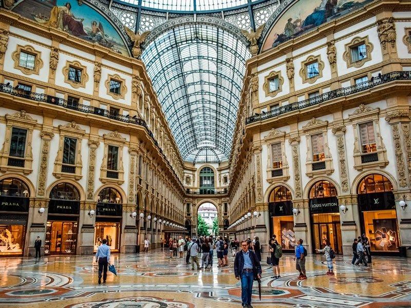 principais destinos turísticos da Itália