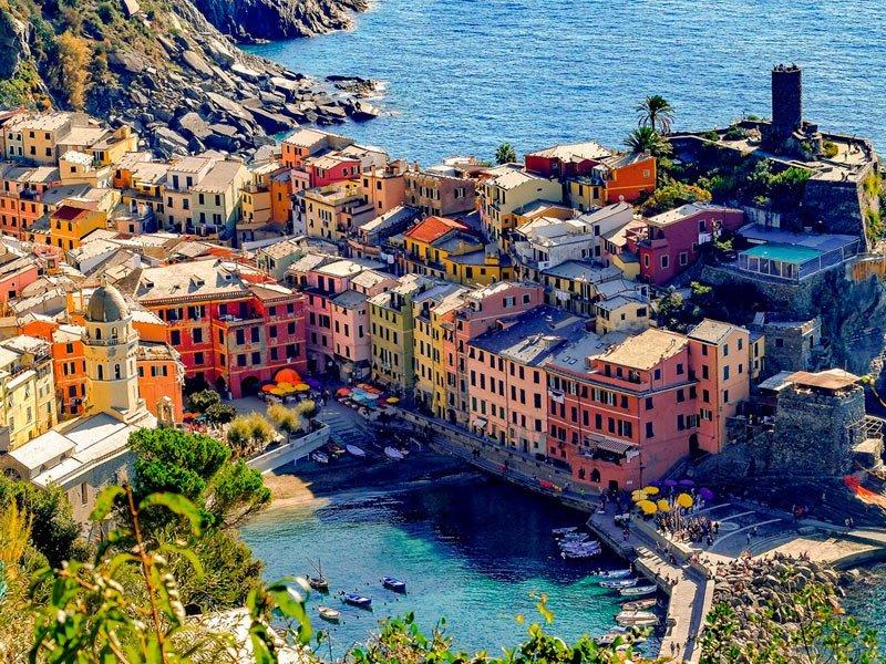 lugares mais bonitos da Itália - Faça viagens espetaculares pela Europa