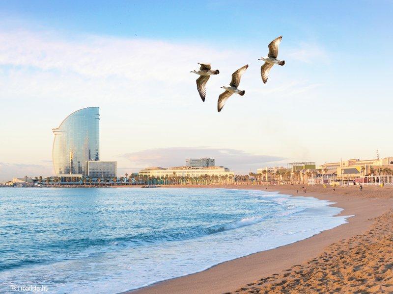barceloneta - praias mais bonitas de Barcelona
