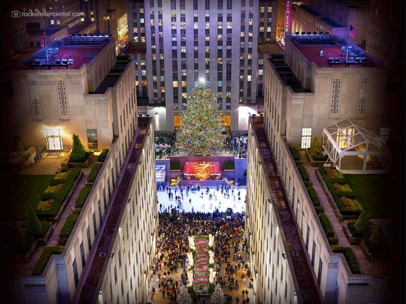 dezembro em Nova York - patinação no gelo - Réveillon na Times Square - The Nutcracker (O Quebra-Nozes) - feiras de natal