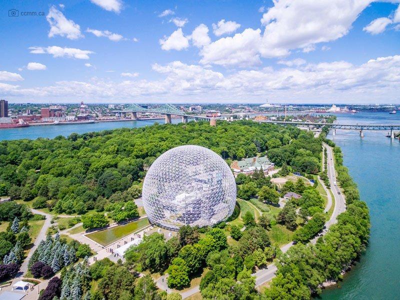 pontos turísticos em Montreal - melhor época para viajar para Montreal - Jardim Botânico de Montreal - Cidade Subterrânea - Cidade Criativa do Design