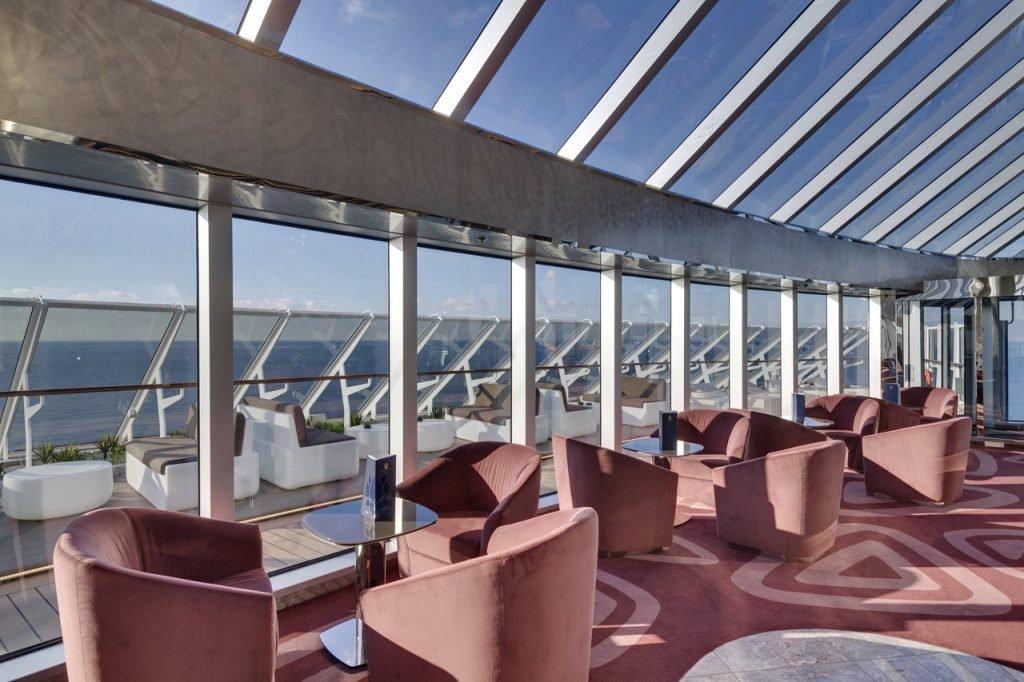MSC Seaside-MSC-Yacht-Club-Top-Sail-Lounge