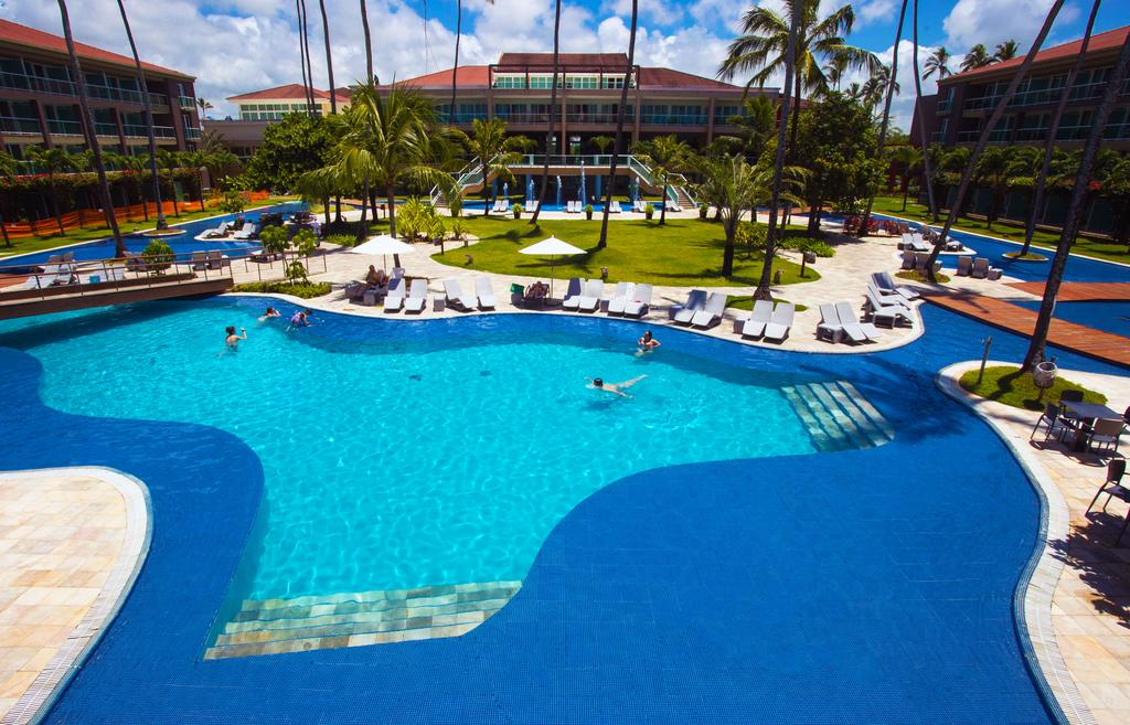 Enotel convention Resort & spa em Porto de Galinhas